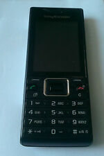Sony Ericsson Elm J10i2 black  (Unlocked) Mobile Phone Mint Condition