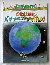 JANOSCH´S Grosser Kleiner Tiger ATLAS