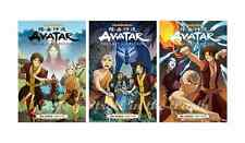 Avatar The Last Airbender Complete Search English Manga Anime Comic Book Series