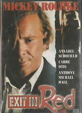 DVD - Exit in Red (Mickey Rourke) / #4039