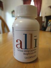 Alli Orlistat - 64mg - 120 capsules count - refill pack - Expiration date: 9/17