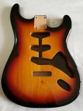 Cuerpo Guitarra Strat Aliso 3 Tones Sumburst  2pc - Alder Body Strat Guitar