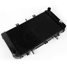 Radiator Cooler Aluminum For Kawasaki Z750 2004-2006 2005 Z750S 05-07 06 BLACK