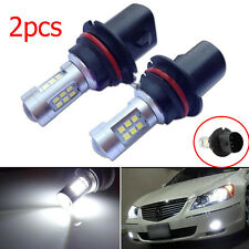 2 X HID White 9007 HB5 21W 2538 Headlight Headlamp Samsung LED Bulbs US Stock
