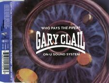 Gary Clail & On-U Sound System ‎Maxi CD Who Pays The Piper? - Europe (M/M)