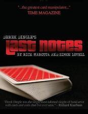 Derek Dingle's Last notas por el Sr. Simon Lovell, señor Rico acordeón MAROTTA (de Bolsillo/...