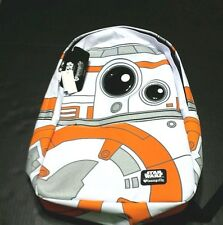 LOUNGEFLY STAR WARS THE FORCE AWAKENS  BB-8 BACKPACK BOOK BAG