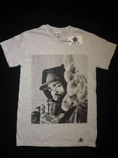 METHOD MAN WU-TANG CLAN RAP T SHIRT GREY XL