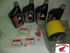 GENUINE HONDA TUNE UP SERVICE KIT OIL AIR & SPARK PLUG TRX500 FOREMAN 2015-2016