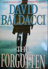 The Forgotten by David Baldacci new hardcover Book Club with dust jacket book