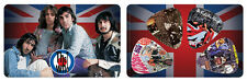 The Who Album Covers PikCard Custom Collectible Guitar Picks (4 picks per card)