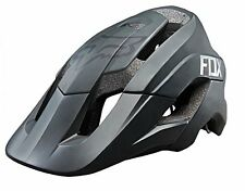 Fox Racing Metah Mountain Bike Helmet Matte Black, L/XL Enduro XC Trail NEW