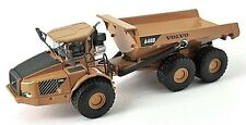 Volvo A40D Dump Truck 1/87th Scale Yellow/Grey New Boxed 1st Class Post