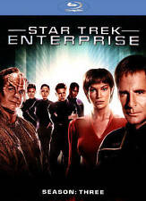 Star Trek Enterprise: Season 3 [Blu-ray], New DVDs