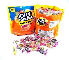 Jolly Rancher Fruity Bash Hard Candy (2 Bags) Lemon Pineapple Orange Strawberry+