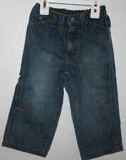 Toddler Baby Boys Size 2T Timberland Denim Blue Jeans EUC #A33