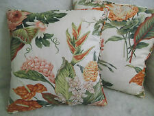 "MAIA BY LEE JOFA 1 PAIR OF 18"" CUSHION COVERS"