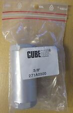 "CubeAir 3/8"" BSP Inline Slow Starter Air Tool Protector 271A0300"