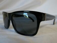 BROOKS BROTHERS SUNGLASSES BB5011 600087 SHINY BLACK 57-17-140 NEW & AUTHENTIC