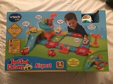 Toot Toot Drivers Airport, Aeroplane & Track Vtech Baby Toddler Vehicles New Toy