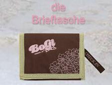 BoGi Bag Girl pink Stoff Geldbörse Portemonnaie Brieftasche BP108