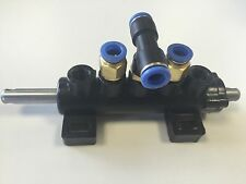 New Tire Changer Foot Pedal Valve Coats 9010 9024 Hoffman Eagle Bright
