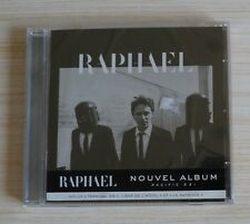 CD ALBUM PACIFIC 231 - RAPHAEL 13 TITRES NEUF SOUS CELLO