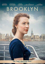 Brooklyn DVD Domhnall Gleeson, Emory Cohen, Hugh Gormley FREE SHIPPING !!!