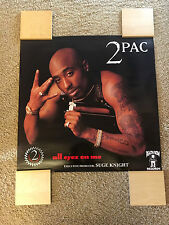"""2PAC """"ALL EYEZ ON ME"""" DEATH ROW 1996 PROMO PACK! (SNOOP, DR. DRE, NATE DOGG"""