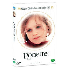 Ponette (1996) DVD - Victoire Thivisol (New *Sealed *All Region)