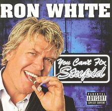 Ron WhiteYou Can't Fix Stupid (Comedy CD) (Brand New)