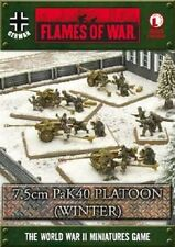 Flames of War - German: 7.5cm PaK 40 Platoon (Winter) GBX73