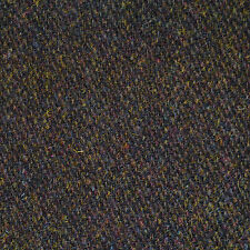 Tan and Dark Brown Melange Harris Tweed - 2.50 Mtrs