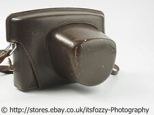 Leica Leicaflex SL 2  Ever Ready Case Brown Leather