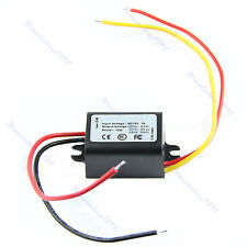 DC DC Converter 12V Step Down to 9V 3A 15W Power Supply Module Waterproof