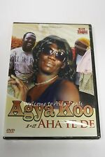 Agya koo aha ye de part 1&2 DVD (Brand new sealed)