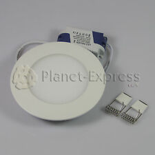 DOWNLIGHT LED 7W EXTRAPLANO ALTA INTENSIDAD Blanco Frio. Driver incluido 220V