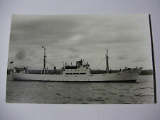 E339 - PONZANO - Merchant Ship PHOTO