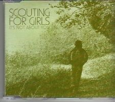(CK977) Scouting For Girls, It's Not About You - 2007 CD