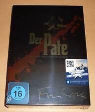 DVD Box Der Pate alle 3 Teile komplett - The Coppola Restoration schwarz Neu OVP