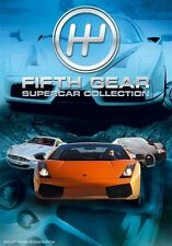 Fifth Gear Supercar Special - DVD Region 4 BRAND NEW! CARS