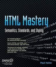 HTML Mastery: Semantics-ExLibrary