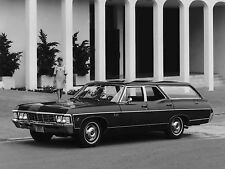 1967 Chevrolet Caprice Estate Wagon POSTER | 24 x 36 INCH | muscle car |