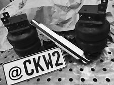 VW MK1 Rabbit Truck Caddy Pick Up Airlift Air Ride Rear Kit