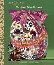 The Golden Egg Book (Little Golden Book)-ExLibrary