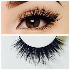 Luxury Mink Wispie Eyelashes False Thick Black Eye Lashes  **CLEARANCE SALE*