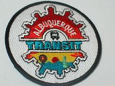 Albuquerque Transit Bus Patch (#3055)