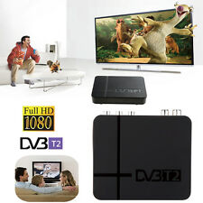 HD DVB-T2 STB DVB-T2 TV Set-top BOX WiFi Digital Terrestrial Receiver HDTV NEW