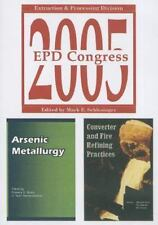 Epd Congress 2005, General, Metallurgy, Reference, Engineering, General & Refere