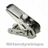 25mm (Stainless Steel) Ratchets Handles Lashing
